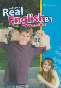 REAL ENGLISH B1 CDs