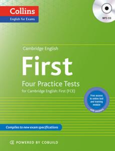 COLLINS CAMBRIDGE ENGLISH FIRST PRACTICE TESTS (+MP3)