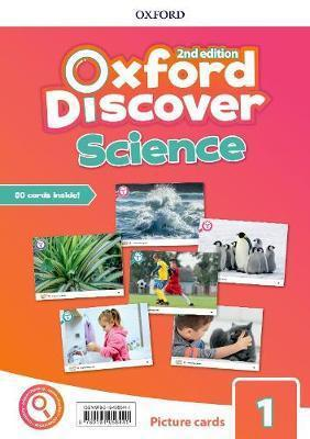 DISCOVER SCIENCE (2ed) 1 PICTURE CARDS