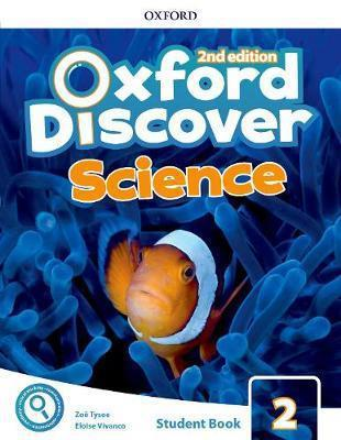 DISCOVER SCIENCE (2ed) 2 ST/BK