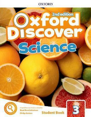 DISCOVER SCIENCE (2ed) 3 ST/BK