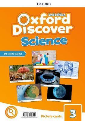 DISCOVER SCIENCE (2ed) 3 PICTURE CARDS