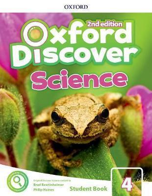 DISCOVER SCIENCE (2ed) 4 ST/BK
