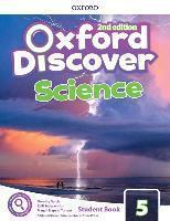DISCOVER SCIENCE (2ed) 5 ST/BK