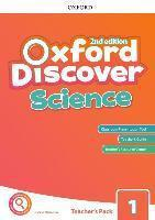 DISCOVER SCIENCE (2ed) 1 TCHR'S