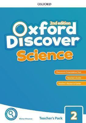 DISCOVER SCIENCE (2ed) 2 TCHR'S