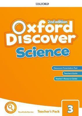 DISCOVER SCIENCE (2ed) 3 TCHR'S