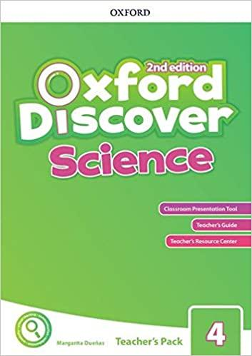 DISCOVER SCIENCE (2ed) 4 TCHR'S