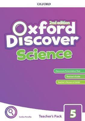 DISCOVER SCIENCE (2ed) 5 TCHR'S