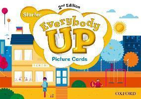 EVERYBODY UP STARTER PICTURE CARDS