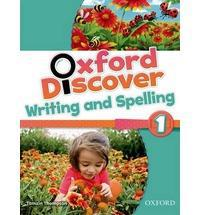 DISCOVER 1 WRITING & SPELLING