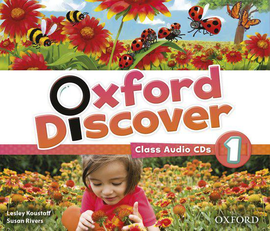 DISCOVER 1 CD