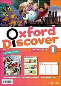 DISCOVER 1 POSTERS