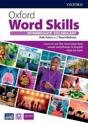 OXFORD WORD SKILLS INTERMEDIATE ST/BK