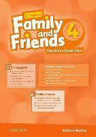 FAMILY & FRIENDS 4 2ND ED TCHR'S PLUS PACK 2019