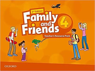 FAMILY & FRIENDS 4 2ND ED TCHR'S RESOURCE PACK