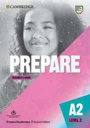 PREPARE 2 TCHR'S (+DOWNLOADABLE RESOURCE PACK) 2ND EDITION