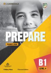 PREPARE 4 TCHR'S (+DOWNLOADABLE RESOURCE PACK) 2ND EDITION