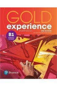 GOLD EXPERIENCE 2ND ED B1 ST/BK