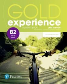 GOLD EXPERIENCE 2ND ED B2 ST/BK (+ONLINE PRACTICE)