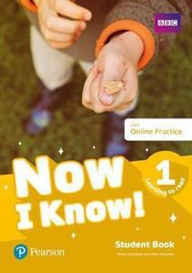 NOW I KNOW 1 (LEARNING TO READ) ST/BK PLUS PEP PACK