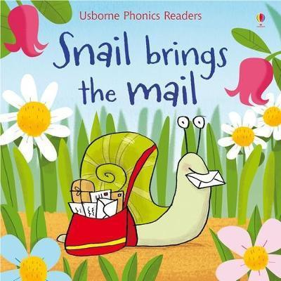 SNAIL BRINGS THE MAIL