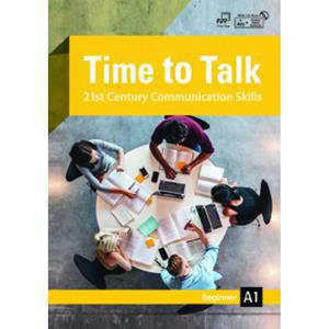 TIME TO TALK BEGINNER A1 ST/BK (+CD)