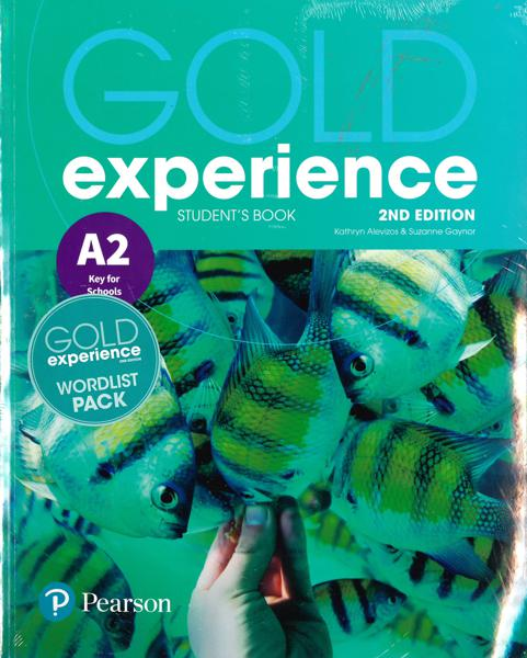 GOLD EXPERIENCE 2ND ED A1 ST/BK PACK (+WORDLIST)