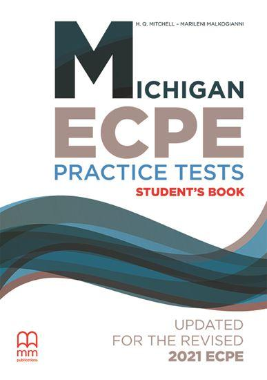MICHIGAN ECPE PRACTICE TESTS ST/BK 2021