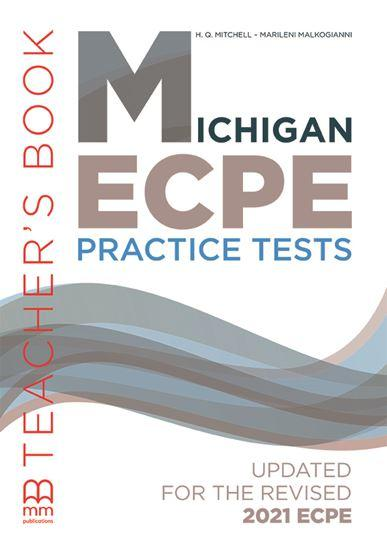 MICHIGAN ECPE PRACTICE TESTS TCHR'S 2021