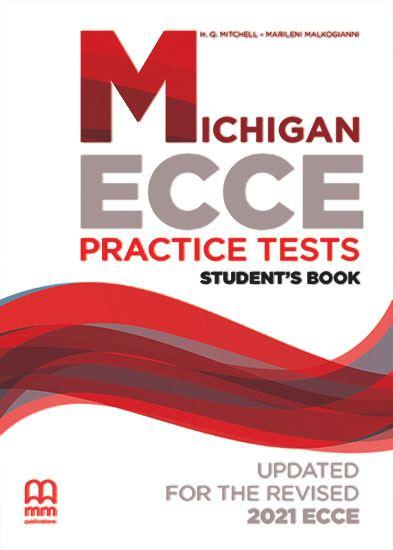 MICHIGAN ECCE PRACTICE TESTS ST/BK 2021