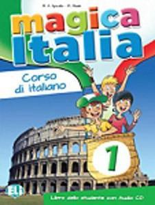 MAGICA ITALIA 1 STUDENTE (+CD)