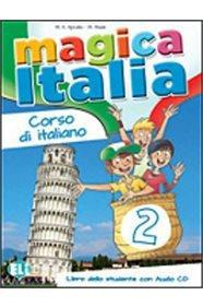 MAGICA ITALIA 2 STUDENTE (+CD)