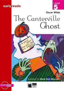 CANTERVILLE GHOST EARLY READS LVL 5-B1 (+CD)