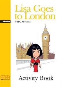 LISA GOES TO LONDON ACTIVITY BOOK (V.2)