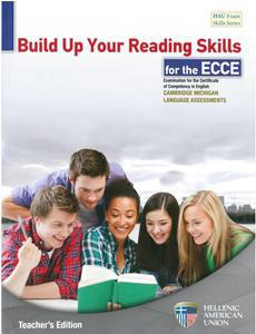 BUILD UP YOUR READING SKILLS FOR THE ECCE TCHR'S