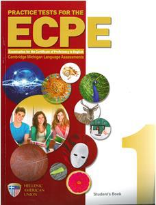 * ECPE 2014 BOOK 1 PRACTICE TESTS