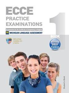ECCE PRACTICE EXAMINATIONS BOOK 1 TCHR'S (+CD) REVISED 2021