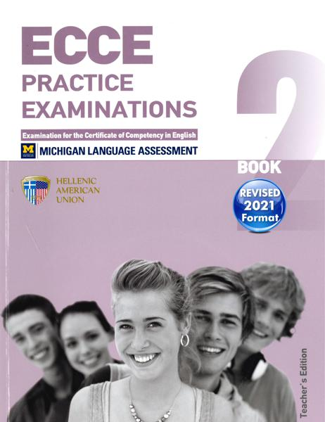 ECCE PRACTICE EXAMINATIONS BOOK 2 TCHR'S (+CD) REVISED 2021