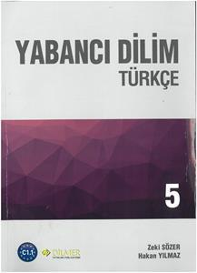 YABANCI DILIM TURKCE 5 (+CD) 2017