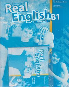 REAL ENGLISH B1 WKBK (+CD)