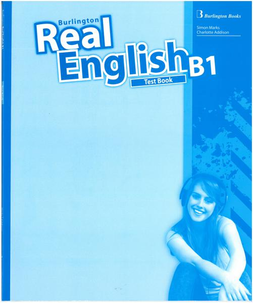REAL ENGLISH B1 TEST