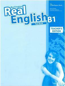 REAL ENGLISH B1 TCHR'S TEST