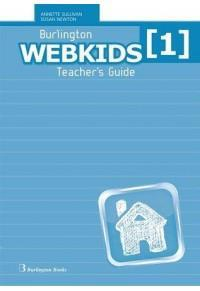 WEBKIDS 1 TCHR'S GUIDE