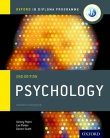 OXFORD IB PSYCHOLOGY COURSE BOOK