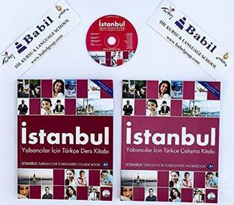 ISTANBUL A1 STUDENT'S BOOK & WORKBOOK (+CD)